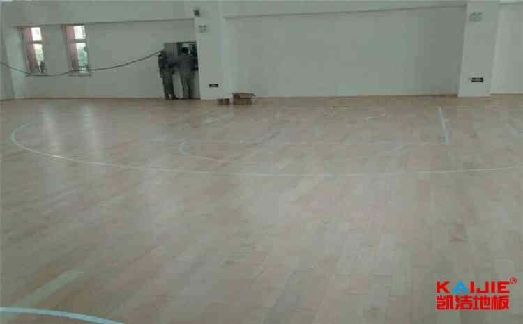 贵州枫桦木体育地板厚度