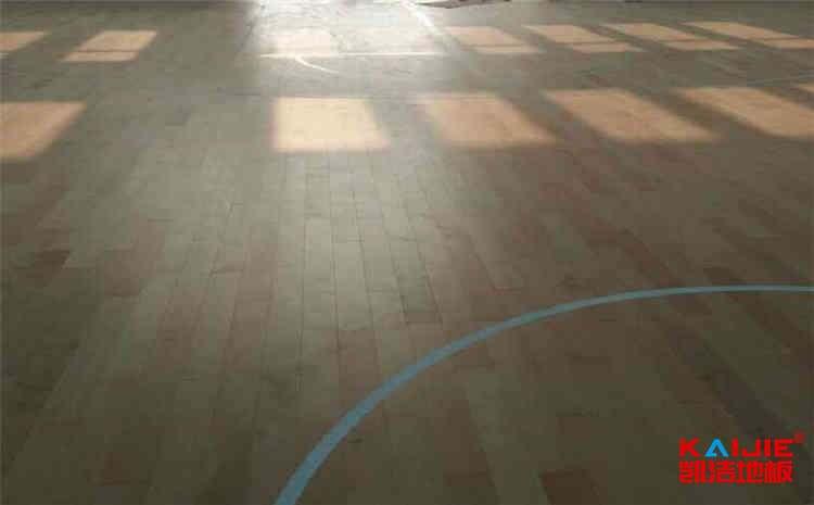 台北体育木地板造价