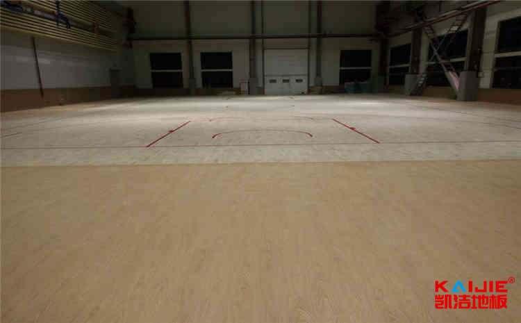 海南运动木地板生产厂家