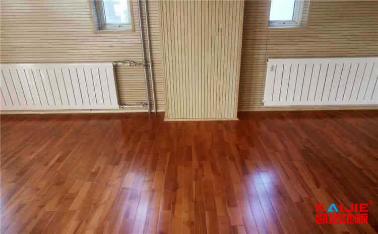 俄罗斯松木专用舞台地板