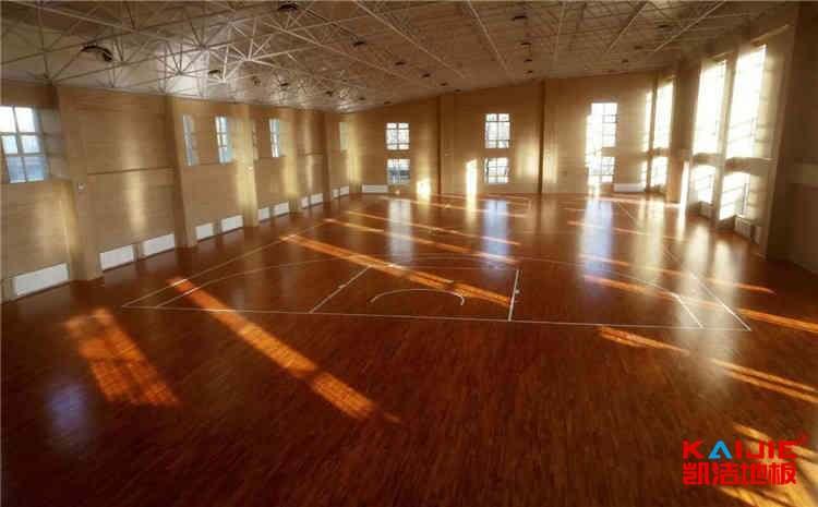 湖南体育木地板价格是多少