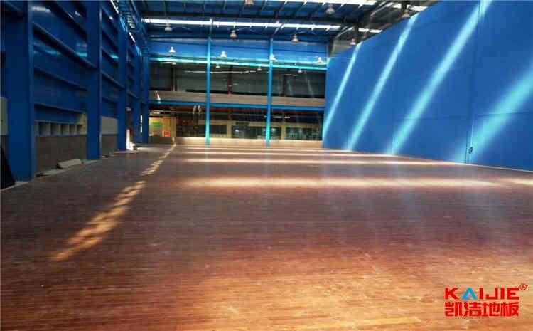 贵阳运动木地板定制