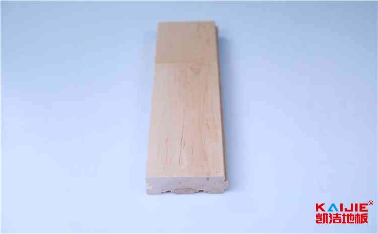室内体育馆专用运动木地板厂家——凯洁地板