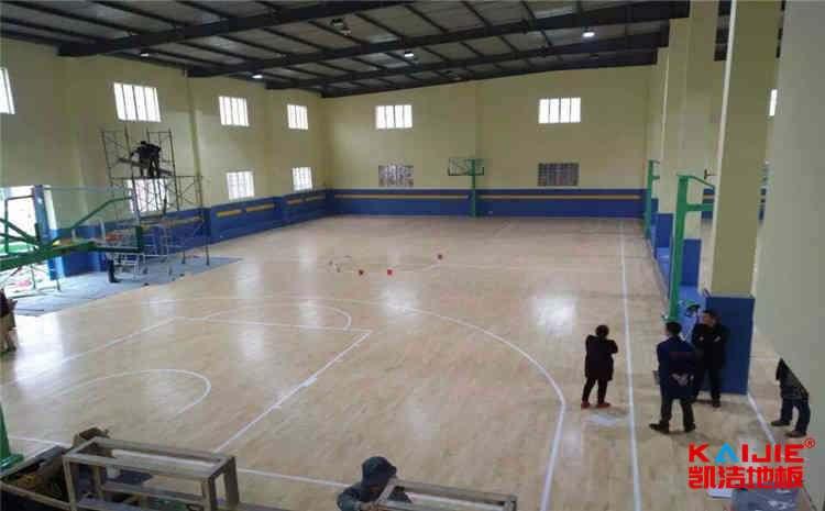 香港篮球木地板多少钱一平米