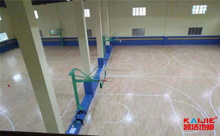 北京篮球木地板多少钱一平米——体育木地板