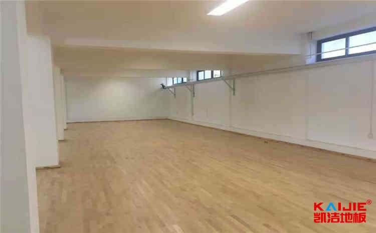 云南篮球木地板施工