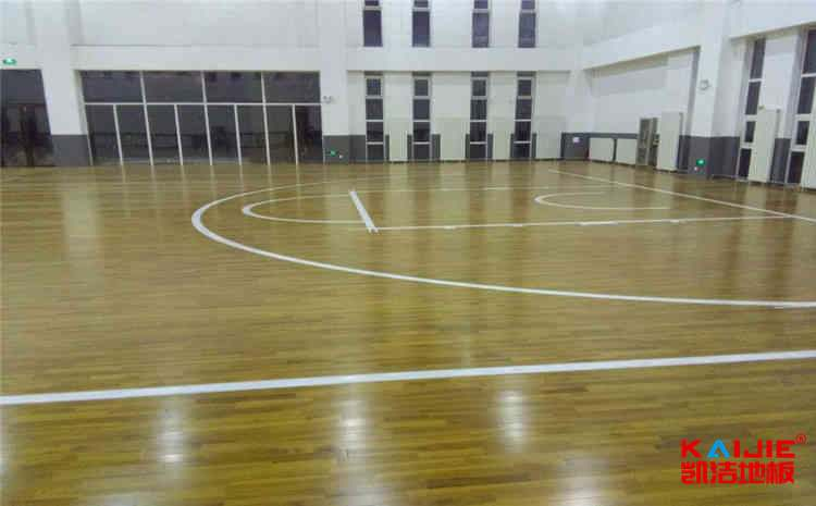 篮球场馆木地板有哪些结构——运动木地板