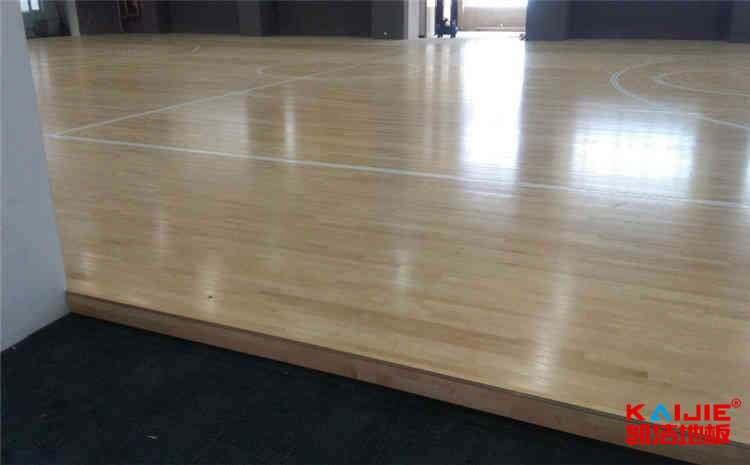 体育木地板什么不怕砸——运动木地板