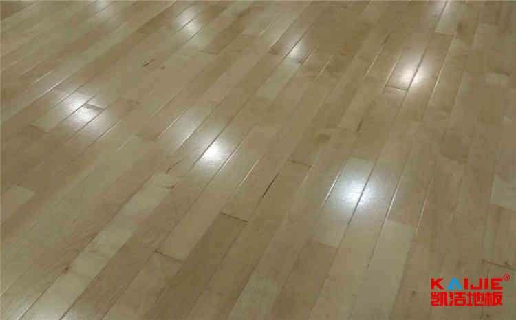 常见的舞台实木地板大全