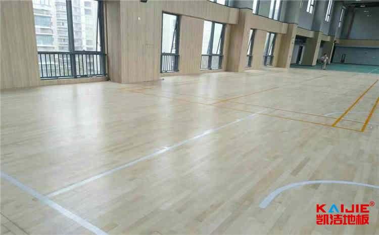 舞台木地板如何定制