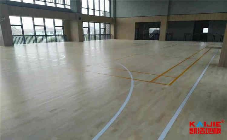 长沙体育木地板十大品牌