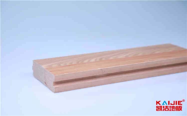 室内体育馆运动木地板日常怎么保养——凯洁地板