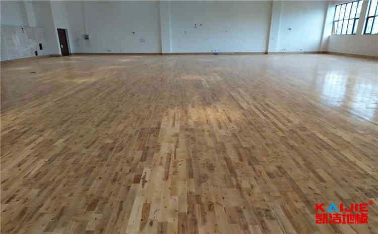 篮球馆木地板怎么保证安装质量