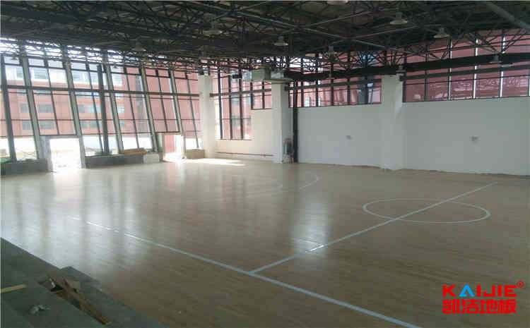浙江体育地板厂家价格