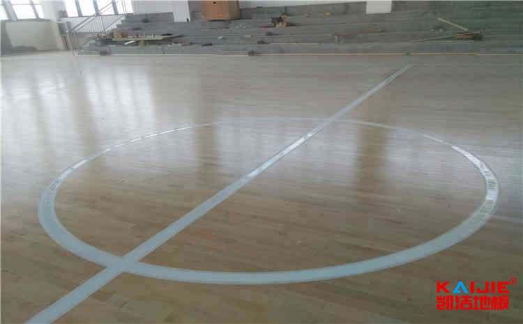 室内舞台木地板施工工艺