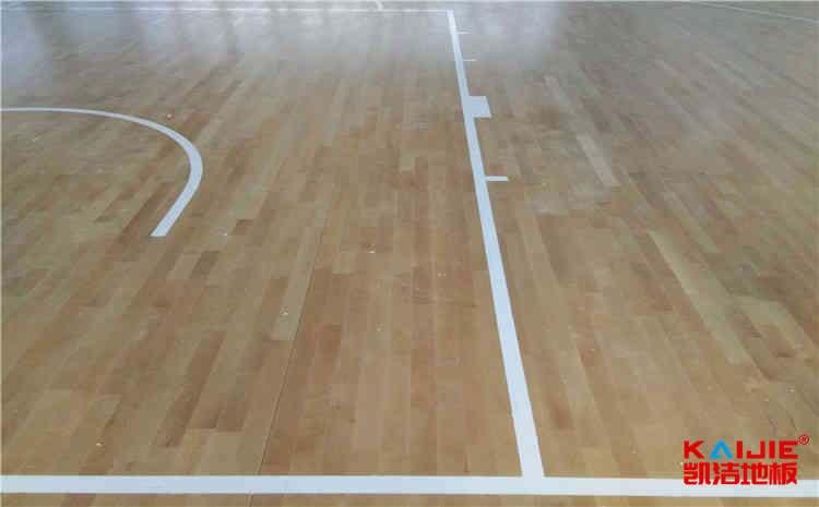 舞台木地板的维护和保养