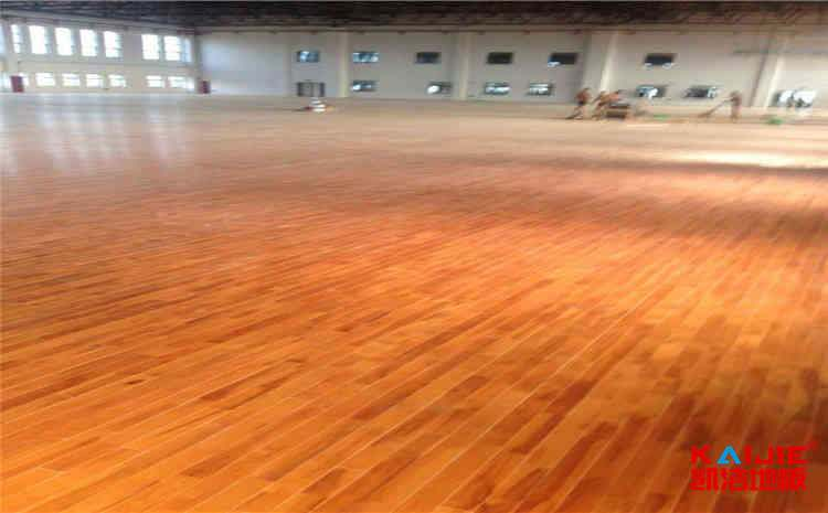 上海枫木体育地板价格表