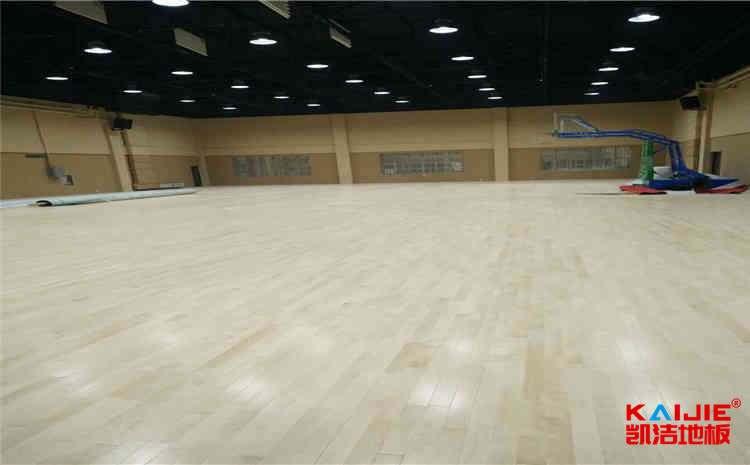 体育专用木地板