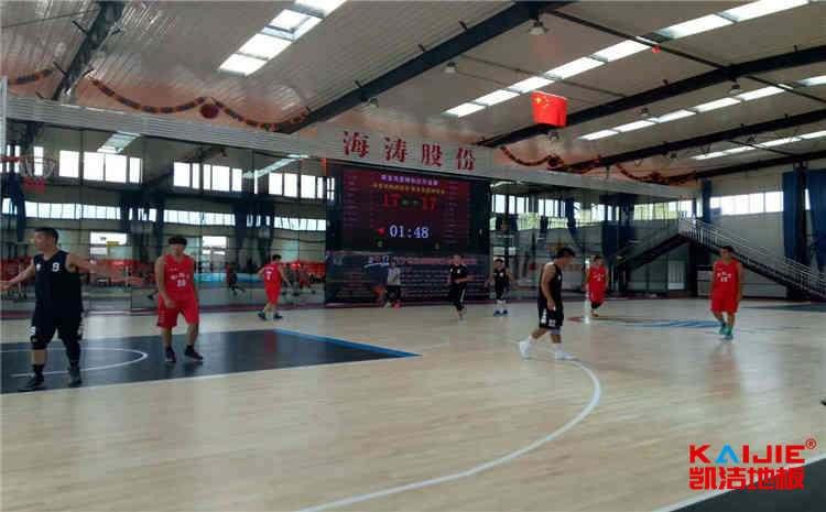 室内篮球馆木地板厂家