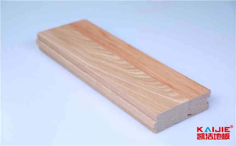 廊坊篮球场专用实木地板价格多少钱——凯洁体育木地板