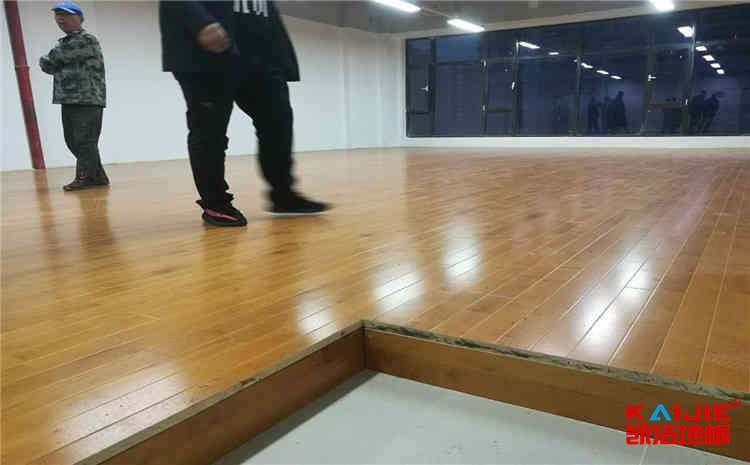 篮球馆专用木地板有哪些功能——室内篮球场木地板