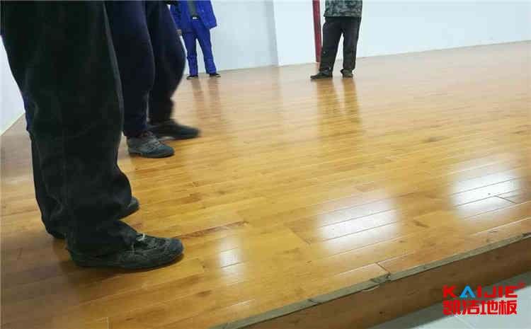 呼和浩特体育木地板每平米造价
