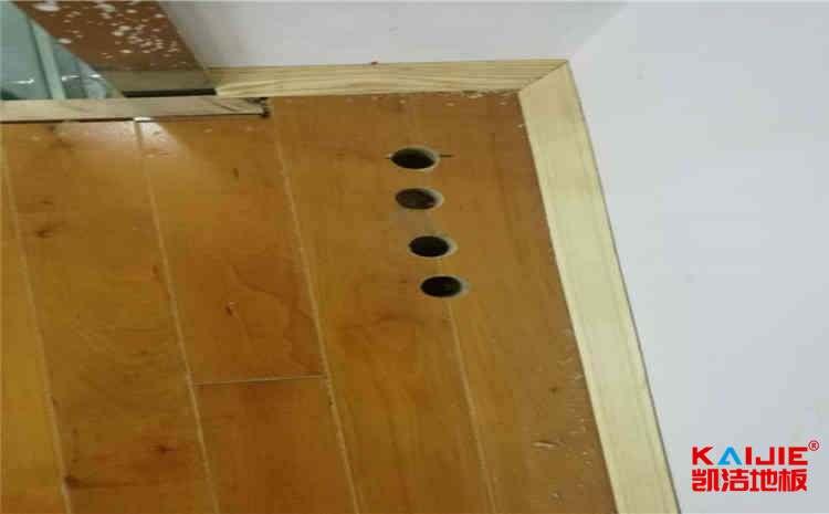 壁球馆运动木地板多少钱一平米——壁球木地板