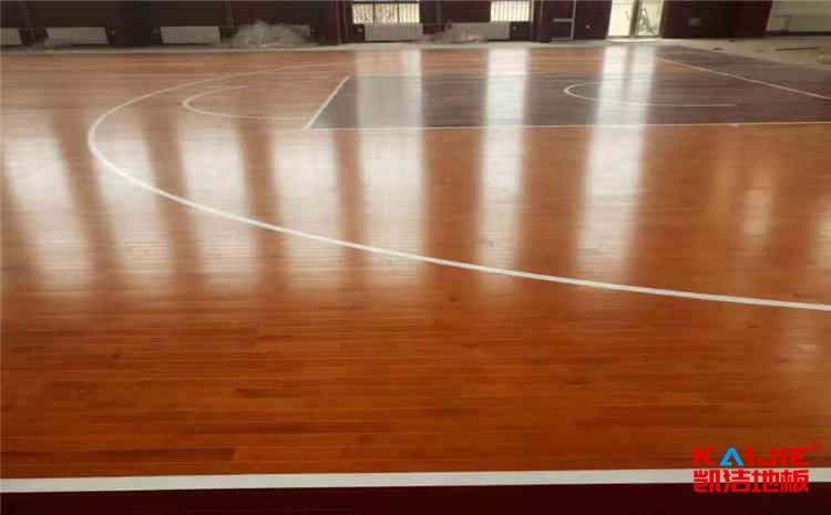 吉林体育木地板多少钱一平米