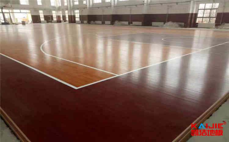 学校篮球地板厂