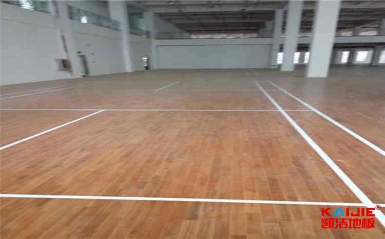 羽毛球木地板厂家怎么选择——羽毛球馆木地板