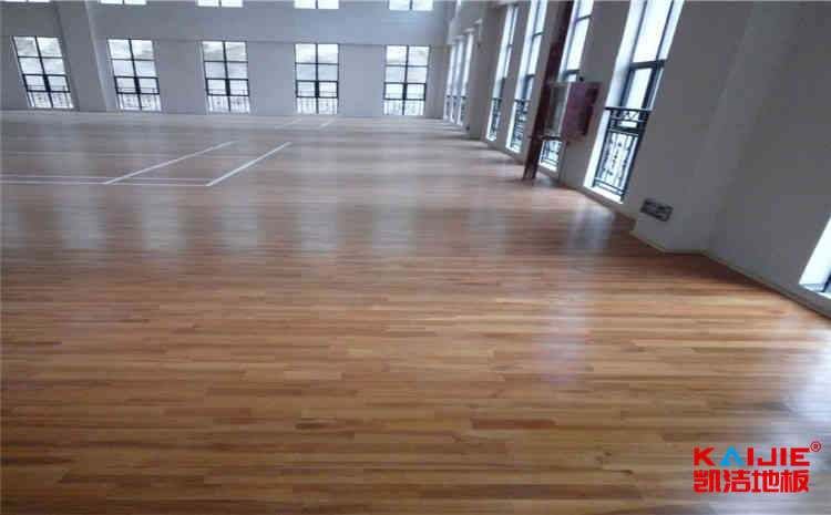 合肥柞木体育地板生产厂家