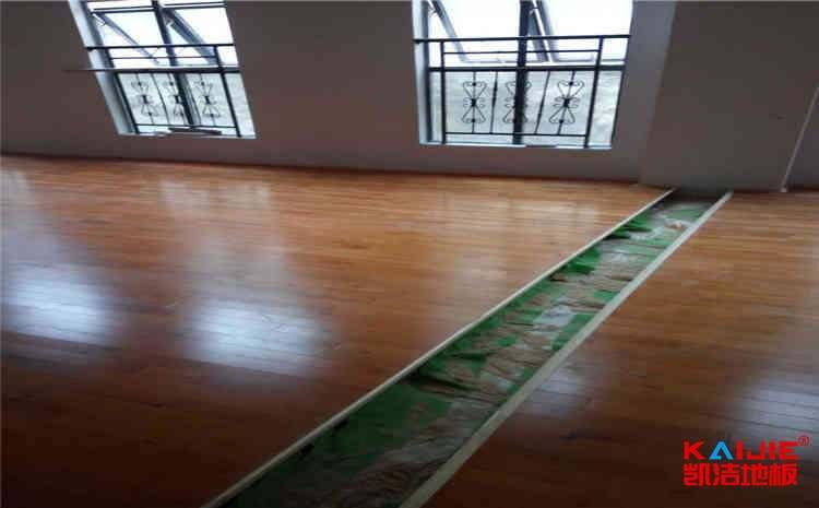 重庆运动木地板厂家