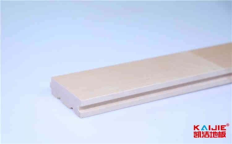 丹阳专业羽毛球木地板——凯洁地板