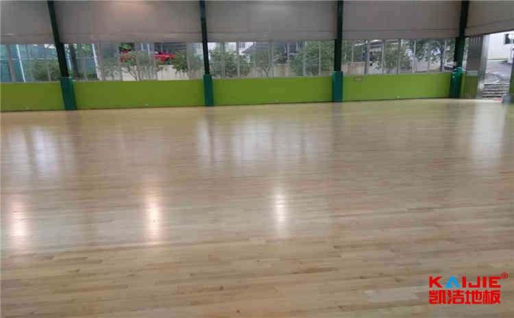 杭州运动木地板