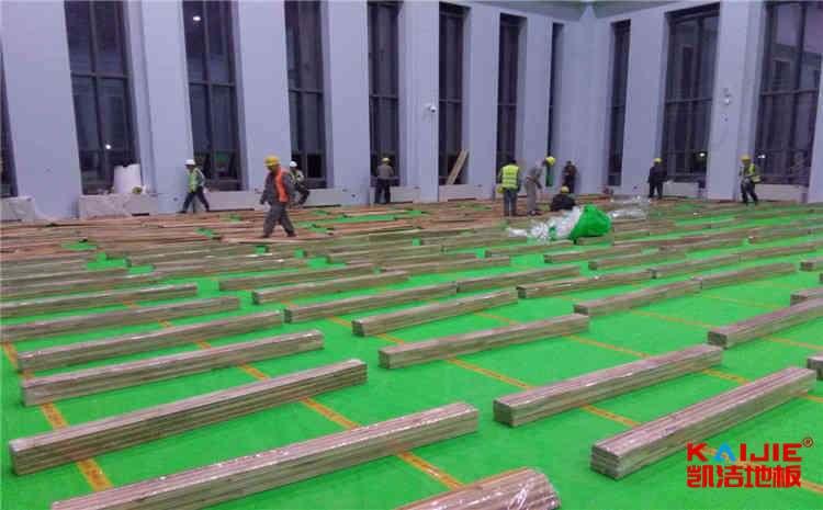北京运动木地板施工