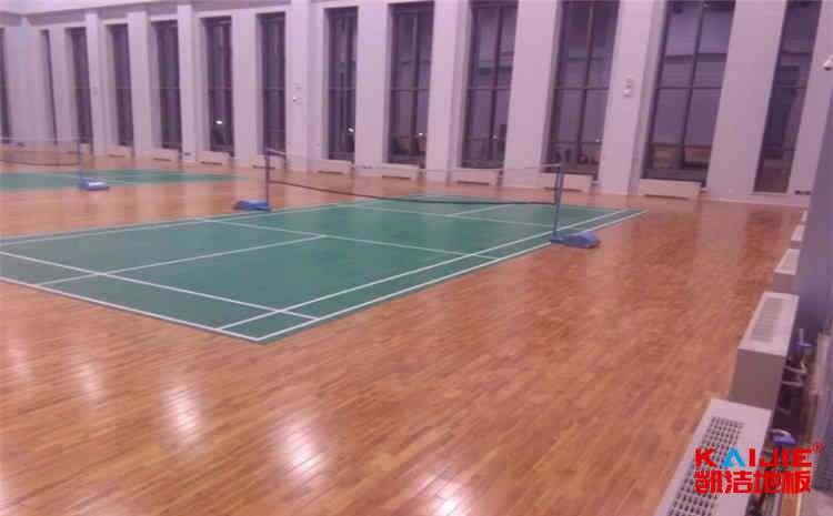 河南篮球木地板包工包料