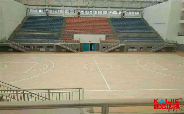 体育运动木地板结构