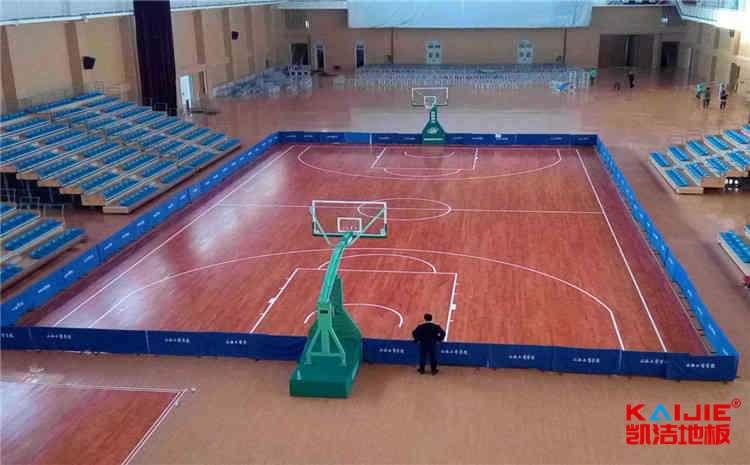 篮球场馆实木运动地板有哪些功能