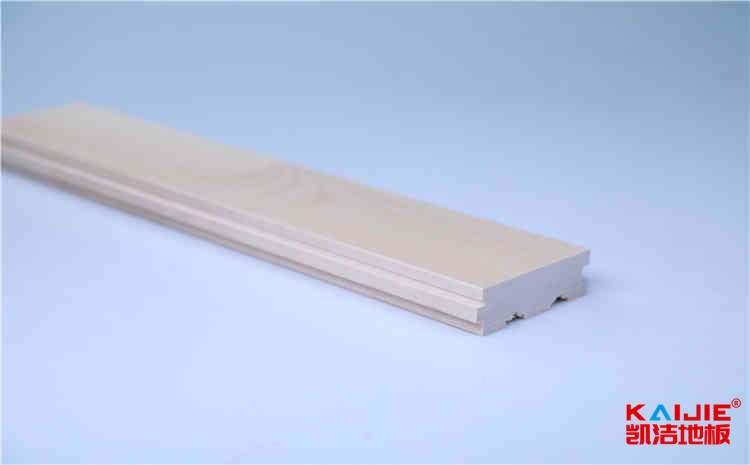 耒阳实木运动地板市场价格差异大吗——凯洁地板