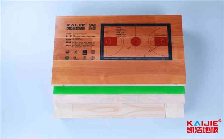 羽毛球馆木地板怎么选择合适的——羽毛球木地板