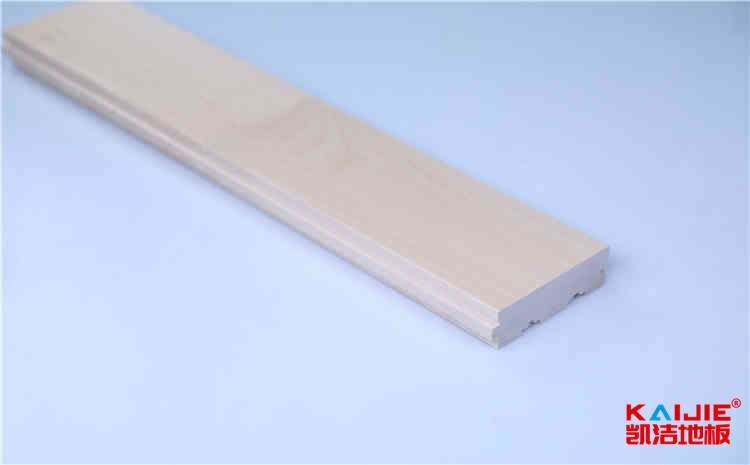 合山篮球馆实木运动地板品牌——凯洁地板