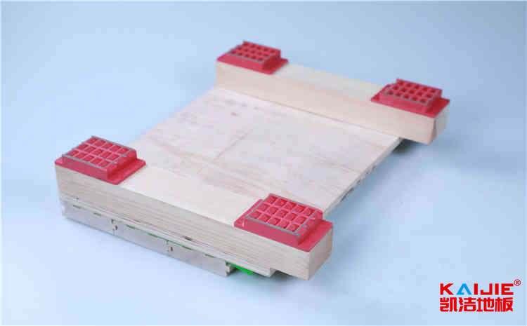 体育场运动木地板打磨翻新流程——运动木地板