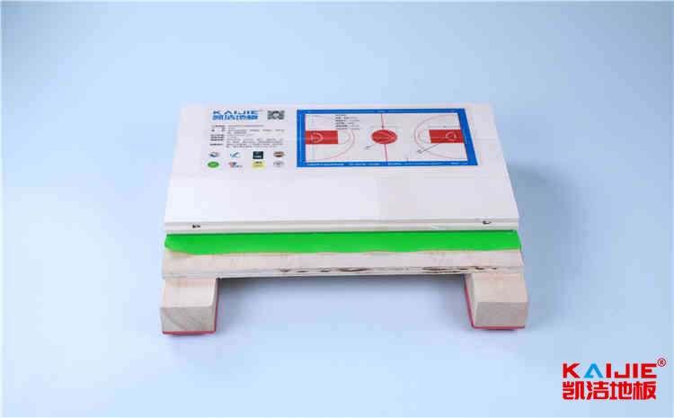 常见的体育地板施工技术