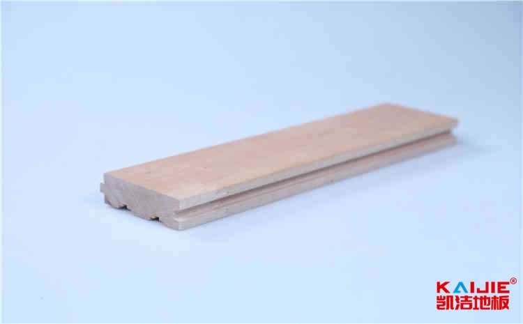 个旧运动木地板厂家多少钱——凯洁地板