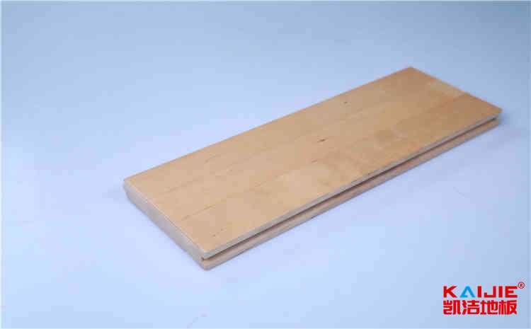 大冶专业羽毛球场地木地板——凯洁地板