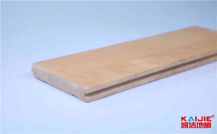 绵阳运动木地板厂家——凯洁地板
