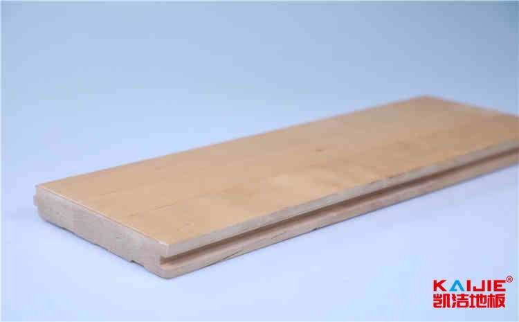 石家庄体育馆运动木地板哪家质量好——凯洁地板
