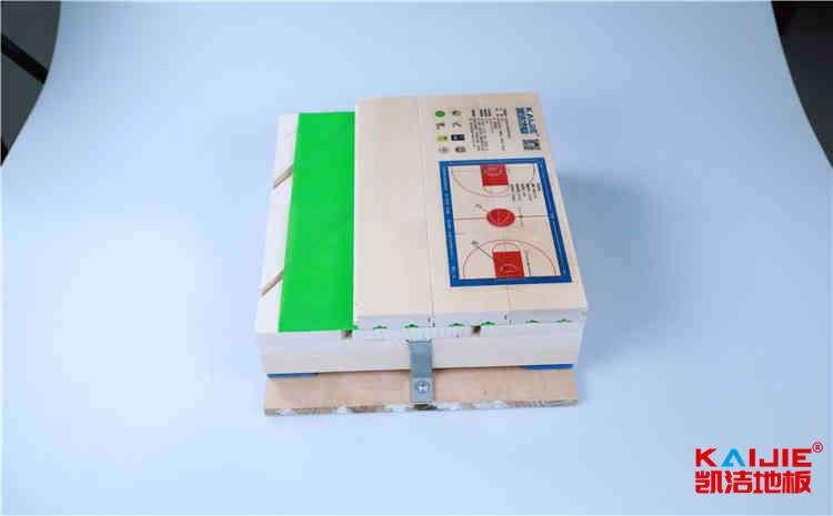 篮球场木地板系统检验标准