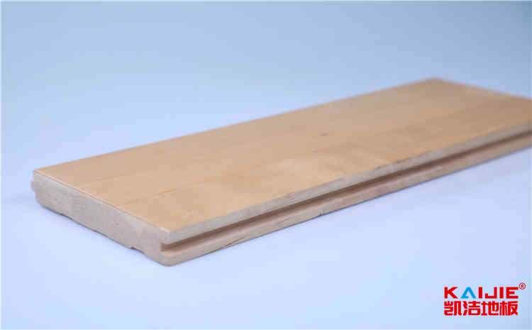 茂名篮球双层龙骨木地板厂家——篮球场运动木地板