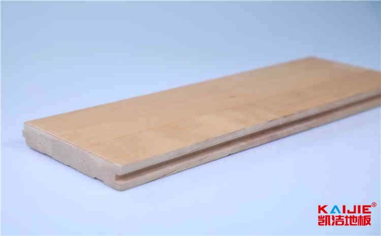 乐山室内篮球馆木地板安装为什么需要毛地板——体育运动木地板